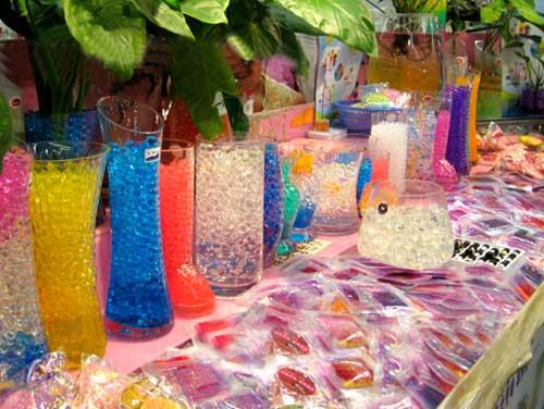 星形海洋瓶颜色搭配